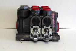 gresen v40 2 4100 2 spool valve