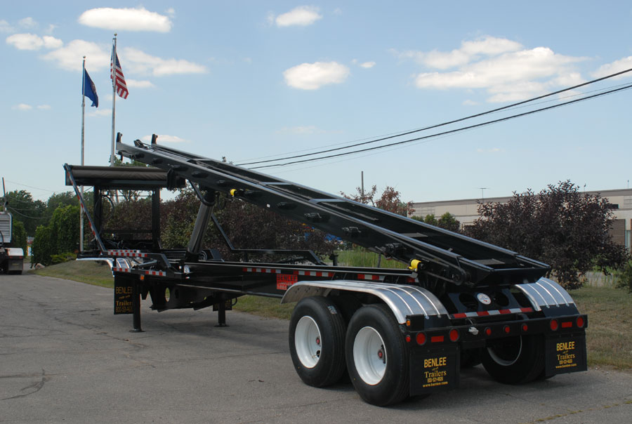 BENLEE 80,000 GVW Roll off Trailer