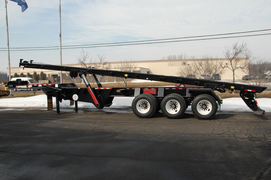 Benlee Conventional Roll Off Trailers For Sale