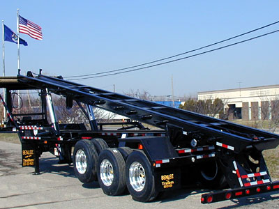 Rolloff Trailers for sale
