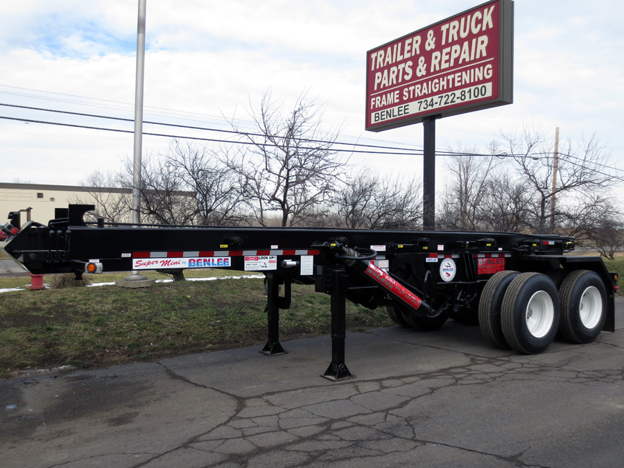 Benlee Roll Off Trailer For Sale Super Mini Questions
