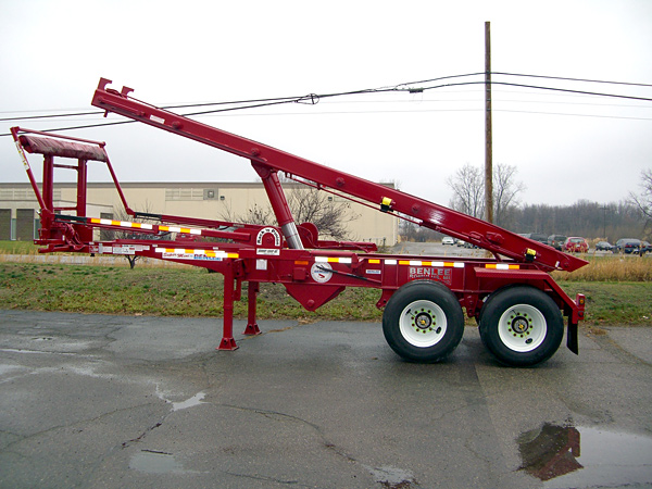 Tarp Systems For Roll Offs And Dumps For Sale