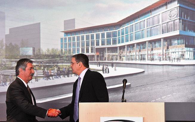 us steel porposed new headquarters