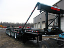 NEW 7 Axle Roll off Trailer