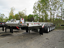 NEW 6 Axle Roll off Trailer