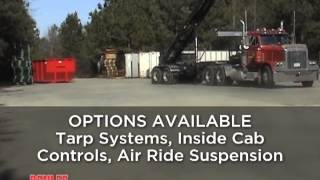 Roll off Trailer - BENLEE Super Mini Training & Benefits