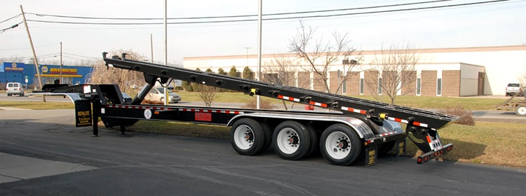 BENLEE Drop Deck Trailer