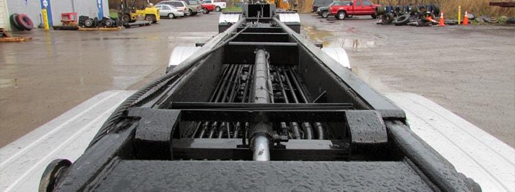 Roll off Trailers, Gondola, Lugger Truck Sale  BENLEE