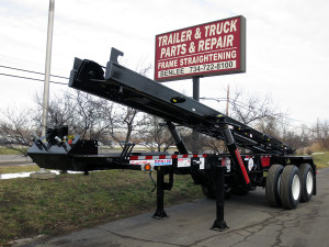 Roll off Truck replacement-trailer