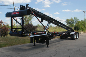 Bridge-Master-1 BENLEE roll off trailer