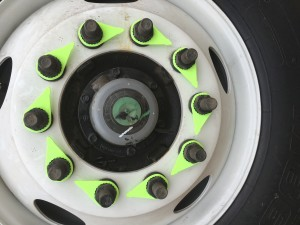 Wheel Checks-Roll off trailers, Trailer, Manufacturer