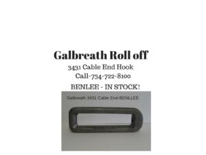 Gabreath.3431.cable.end.hook.BENLEE