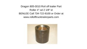 Roll Off Trailers Amp Parts Benlee Roll Off Trailers