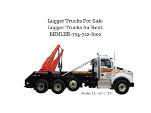 Roll Off Trailers & Parts | BENLEE Roll Off Trailers, Trucks & Parts